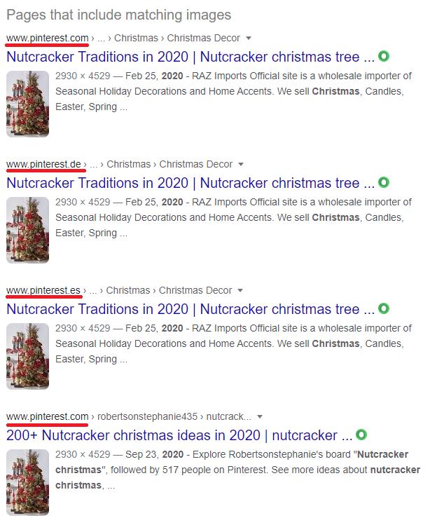 pinterest christmas tree image