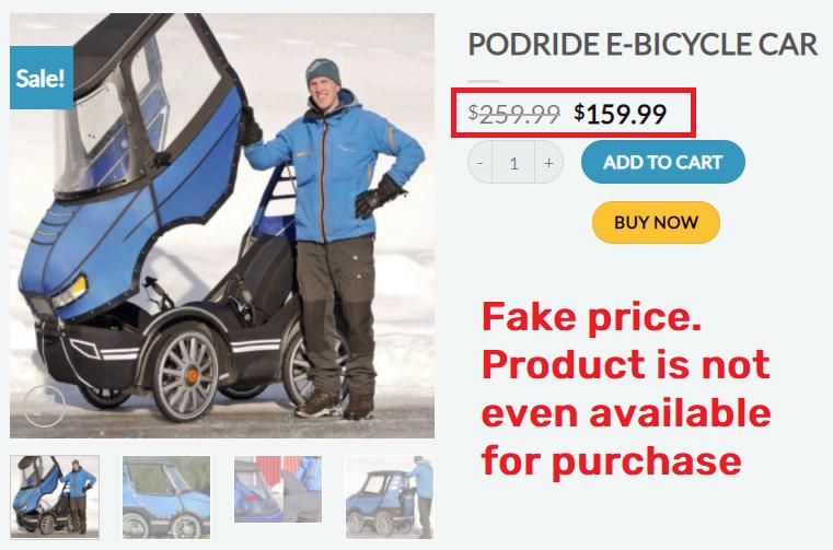 bestoile scam podride fake price