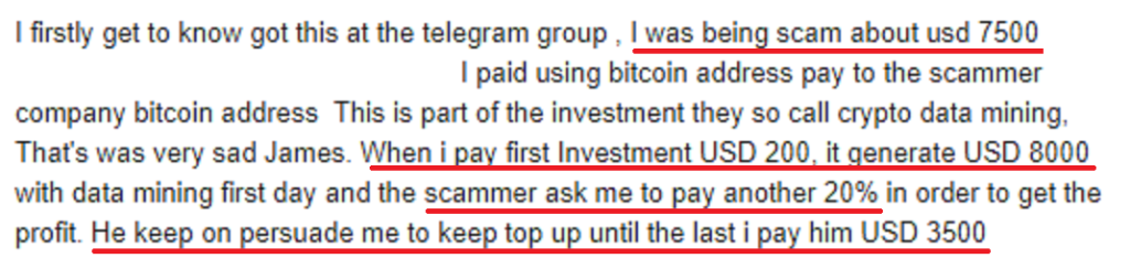 kryptosminer scam review