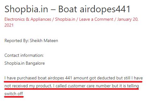 shopbia scam review 1