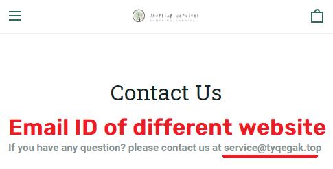 Bvcllecc scam contact details