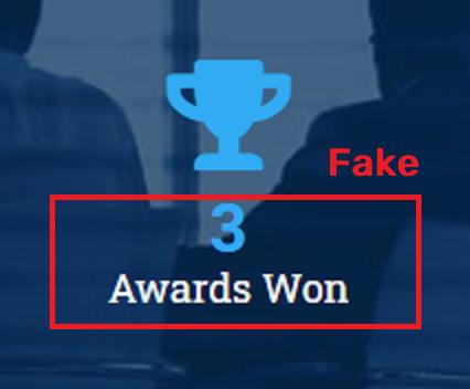 Ecomsecuretech scam fake awards