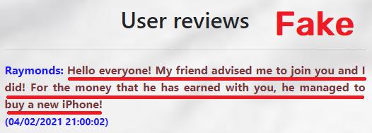 xopmoney scam fake review 1