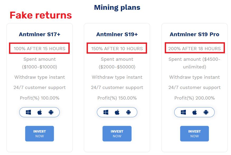 OptimumFXZilla scam plans