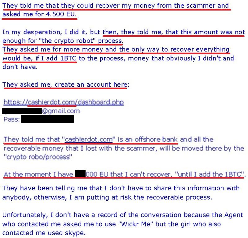 activebonorum scam victim testimonial