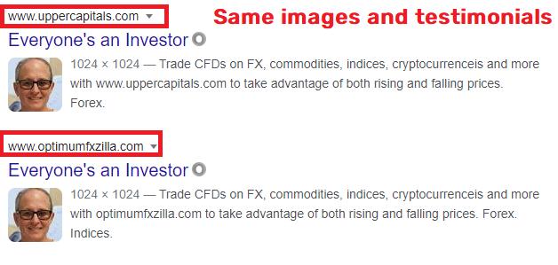 OptimumFXZilla scam fake testimonial 2