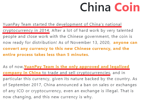 Yuanpaycrypto scam fake about us