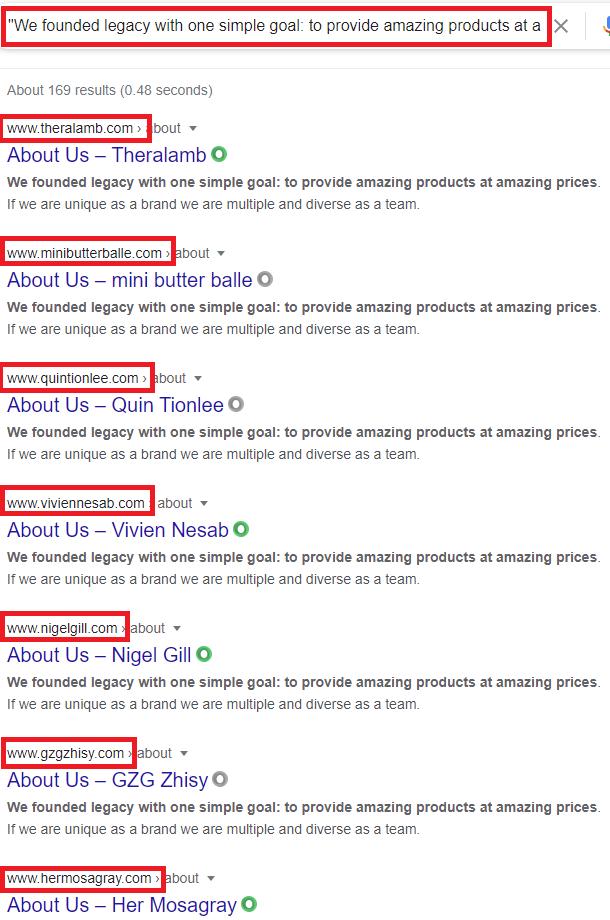 burnellbray scam network related websites