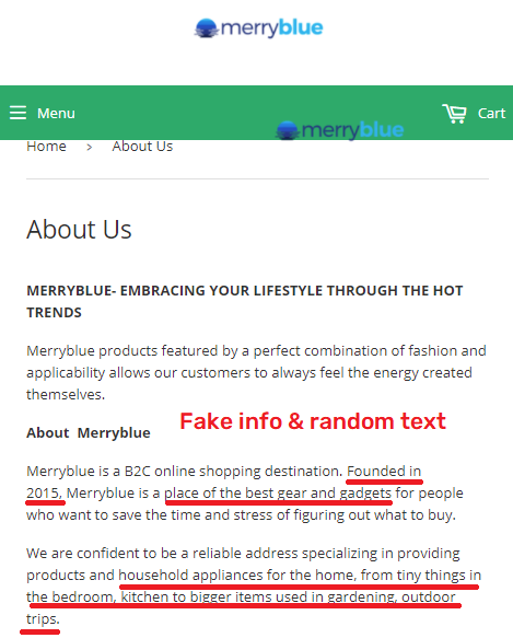 merryblue scam fake age 1