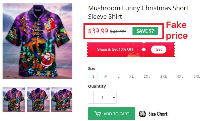 merryblue scam funny mushroom shirt fake price