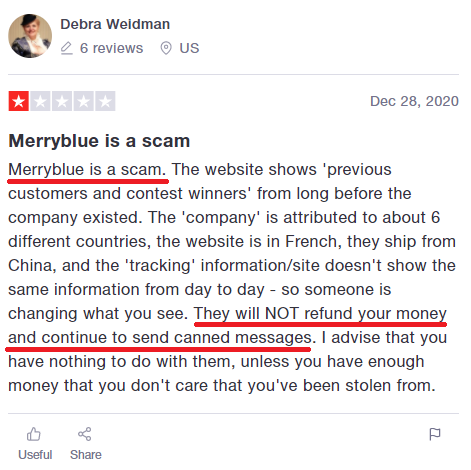 merryblue scam review 2