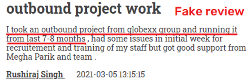 globexx scam fake scamdadviser review