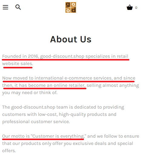 giantbeetech scam about us good-discount