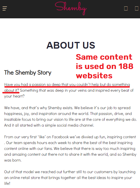 shemby scam about us 1