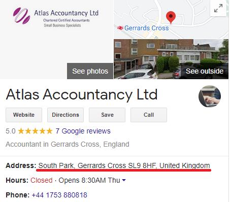 atlast accountancy gerrards cross