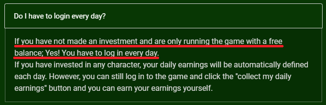 dogeland scam daily login