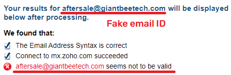 giantbeetech scam fake email address