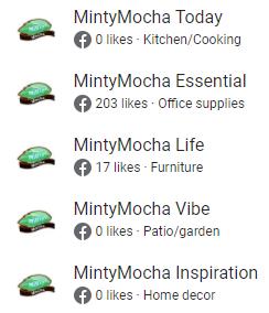 mintymocha scam facebook advertising 2