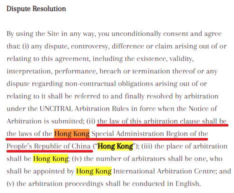 Earthlycosy scam hong kong