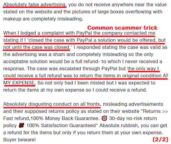 shelby scam review 2
