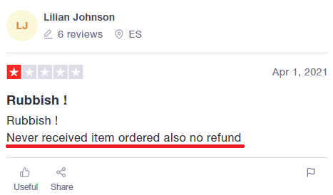 Earthlycosy scam review 2