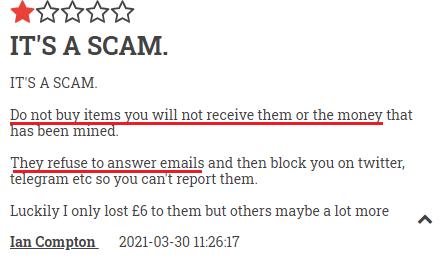 dogeland.io scam review 5