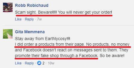 Earthlycosy scam review 5