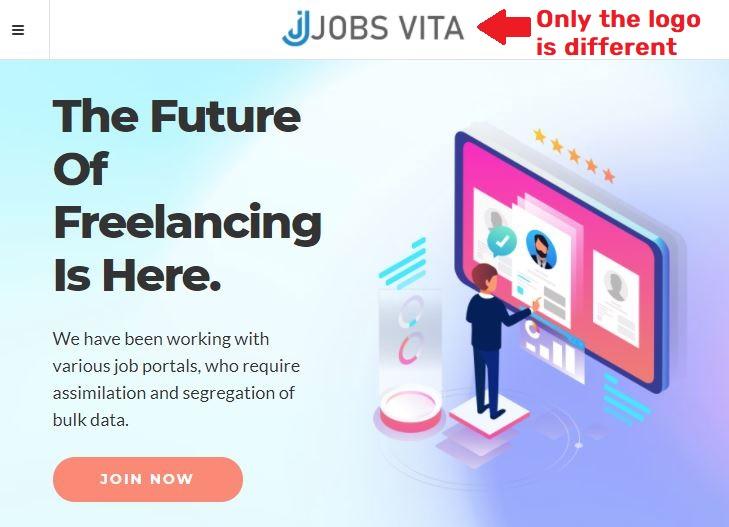 jobsvita scam home
