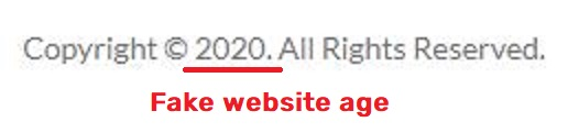 uniqpek scam fake website age