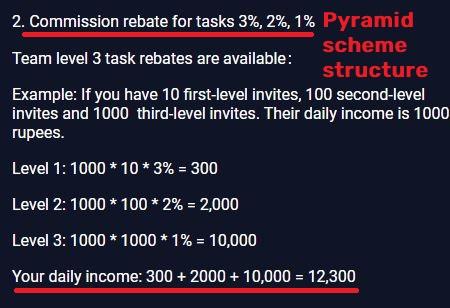 okshare scam referral bonus 2