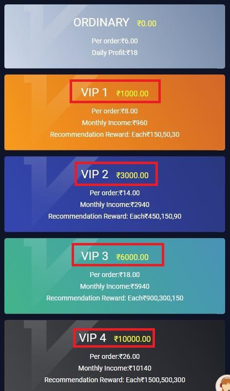 okshare scam vip packages 1
