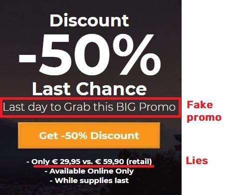huusk scam fake discount
