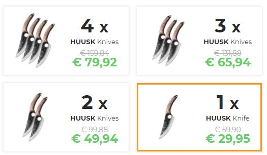 huusk scam fake prices