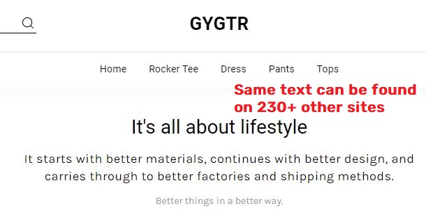 Gygtr scam about us text