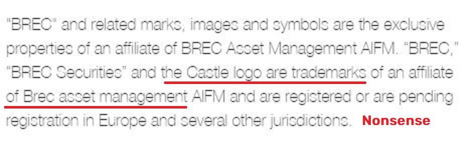 brec scam castle reference