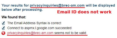 brec scam fake email id