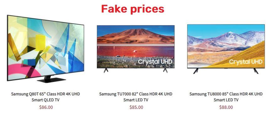 Huntersothebysrealty scam fake prices