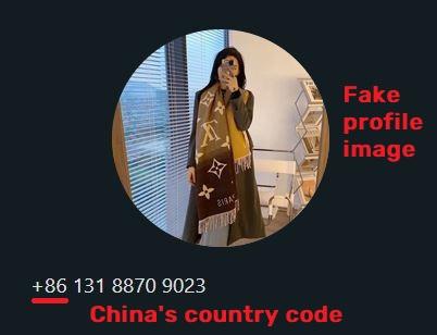aalux luxv luxury v store scam whatsapp