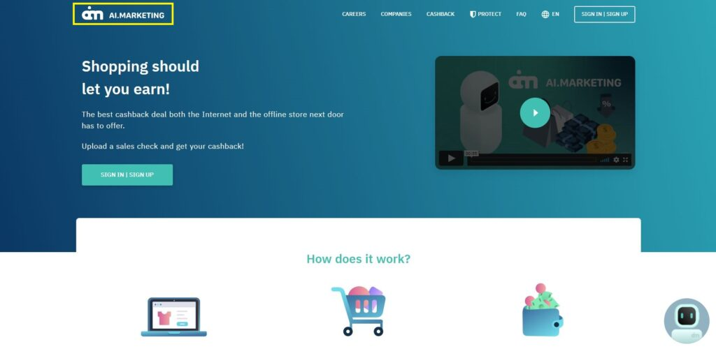 inb network scam ai marketing home page