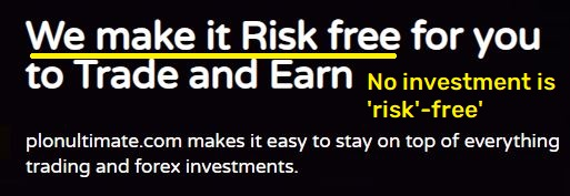 plonultimate scam risk free investment