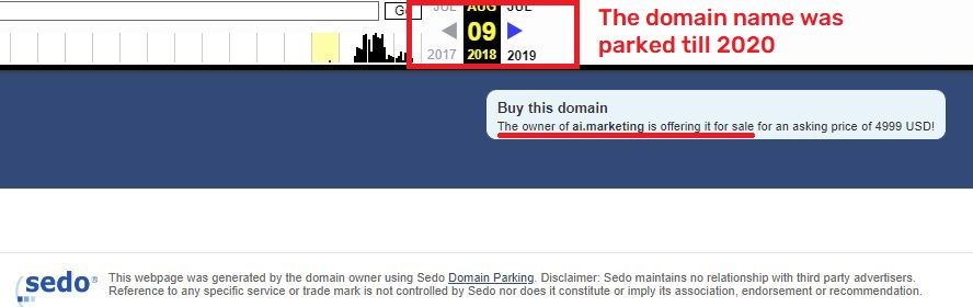 inb network ai marketing scam wayback 2