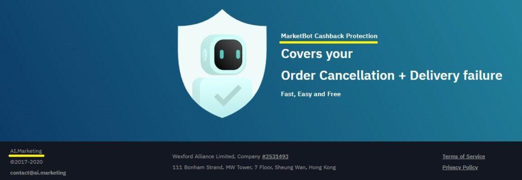 inb network scam ai marketing website